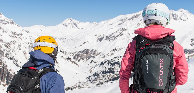Arlberg © Austria Tourism