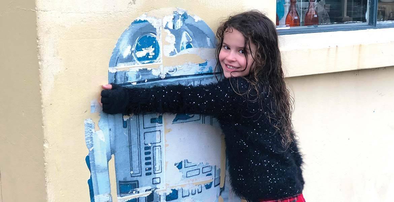 The Dunedin Street Art Trail