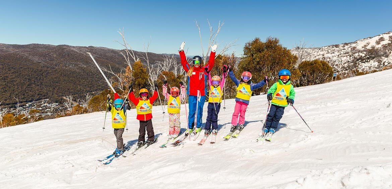 Thredbo ski school