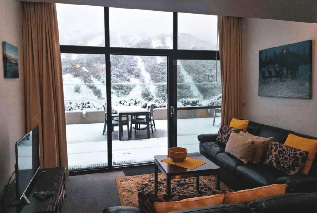 Lantern Apartments Thredbo snow accommodation