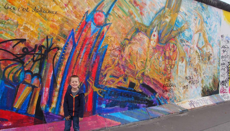 berlin art walls