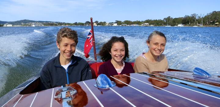 Noosa Dreamboats Classic Boat Cruise