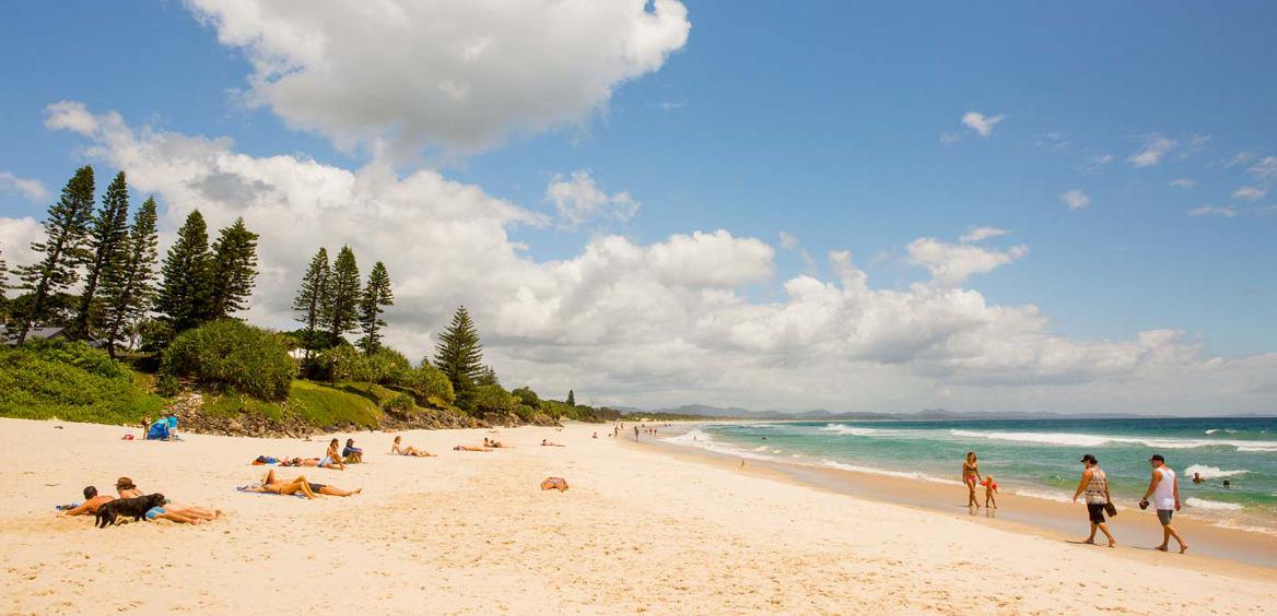 Beach NSW