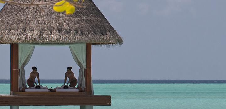 Massages at Anantara Dhigu Maldives Resort
