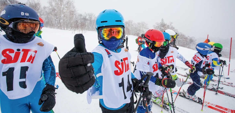 The Ski Japan Racing Academy