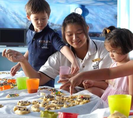 Kids club at Shangri-La's Tanjung Aru Resort & Spa