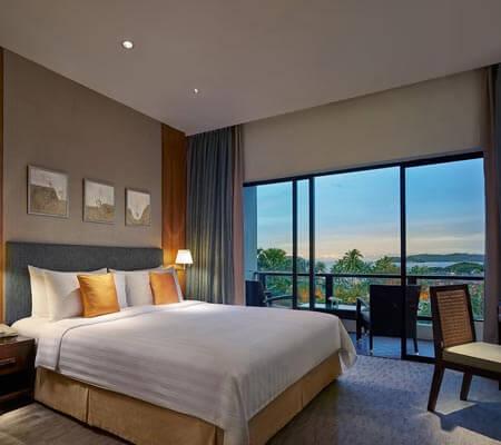 Kinabalu Seaview Deluxe Room