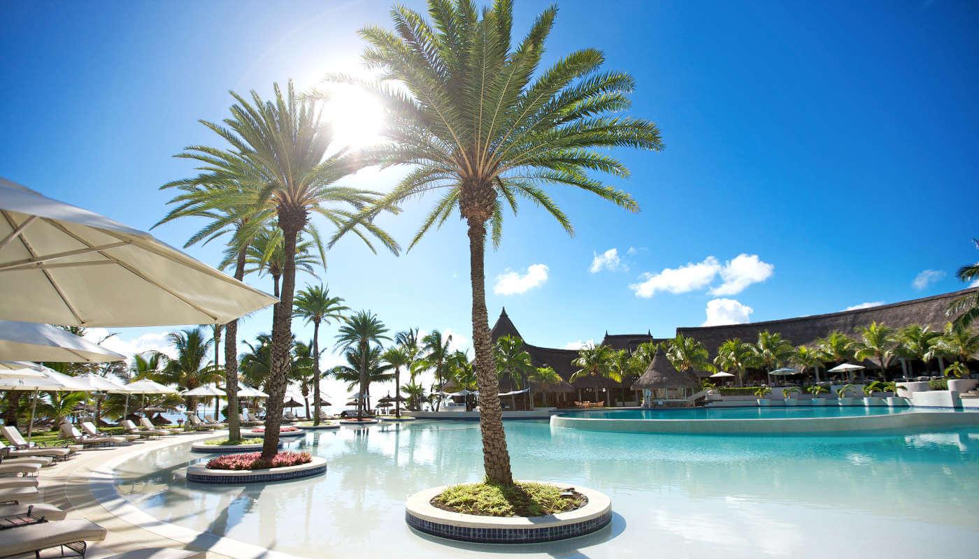 Laid-back luxury in Mauritius