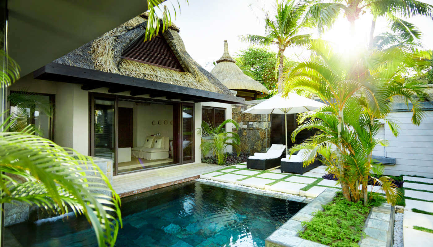 LUX* Belle Mare Villas, Mauritius