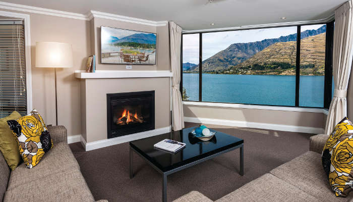 Oaks Shores Resort, Queenstown NZ