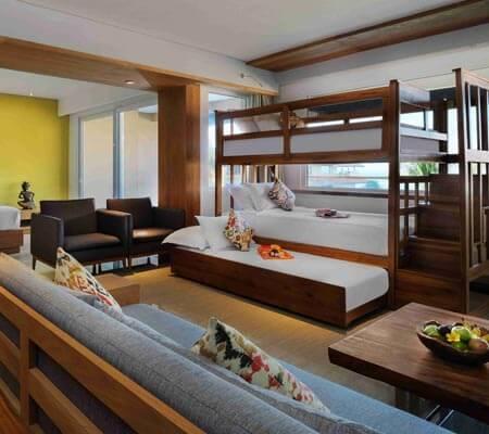 Ocean View Suite Premier Family
