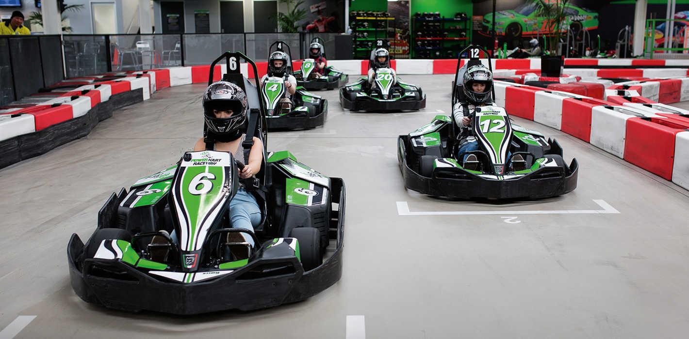 powerkart raceway canberra
