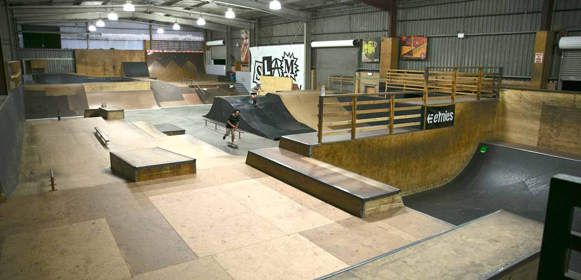 Slam Factory Terrigal