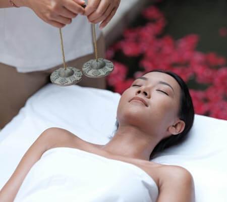 The spa at Hotel Nikko Bali Benoa Beach
