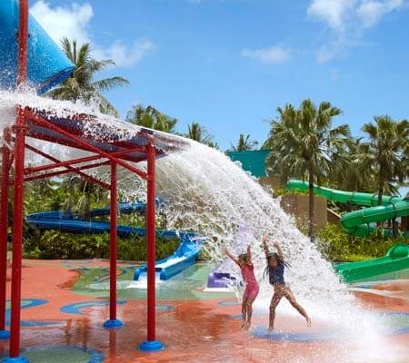 Waterpark at Shangri-La's Tanjung Aru Resort & Spa