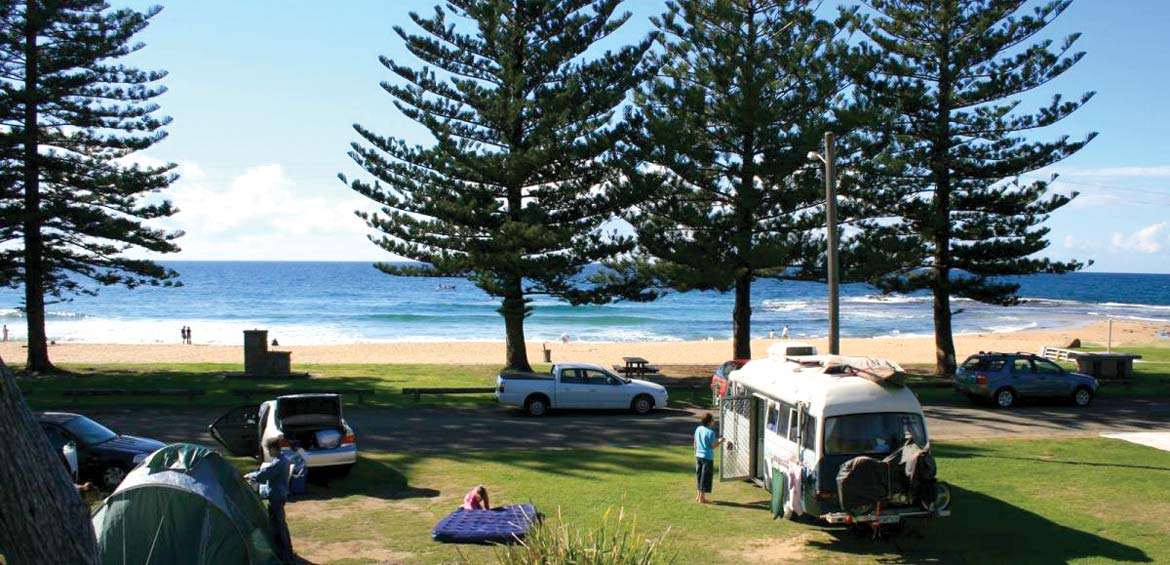 Coledale Camping Reserve