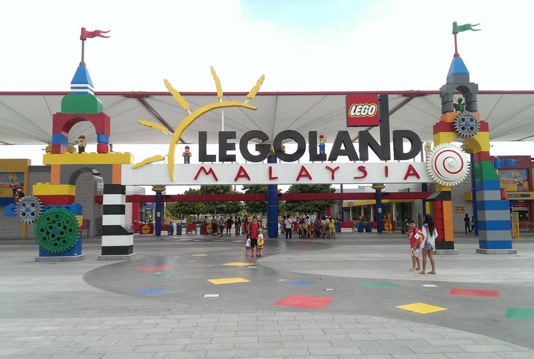 where is Legoland