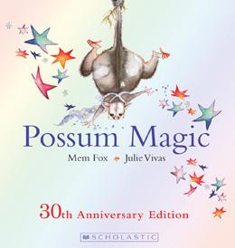 possum magic storybook