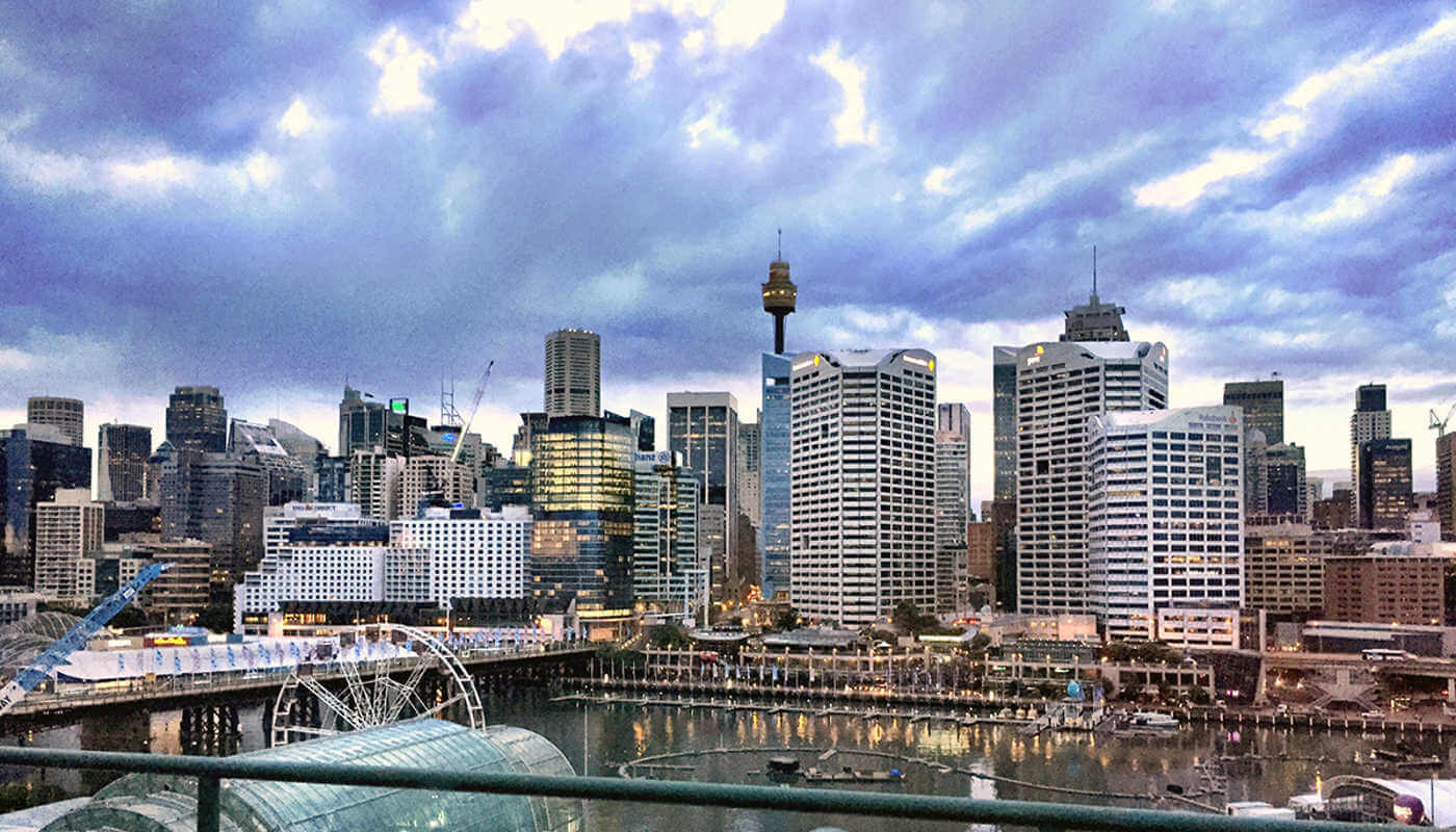 A stress-free winter staycation at Novotel Darling Harbour