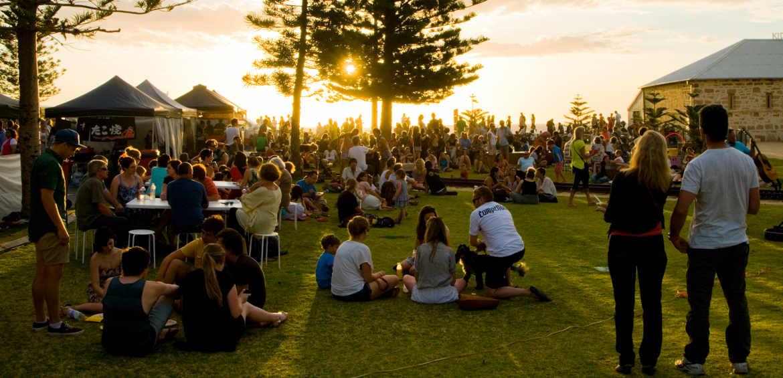 Fremantle © Tourism Western Australia