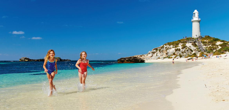 Rottnest Island © Tourism Western Australia