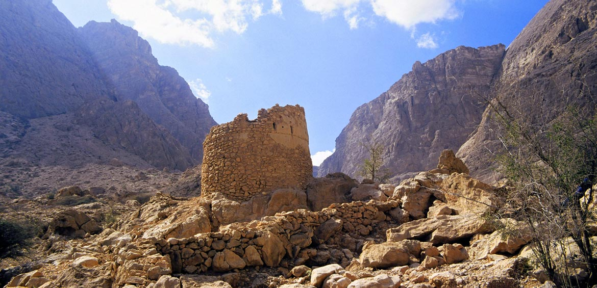 Bat Tombs Oman