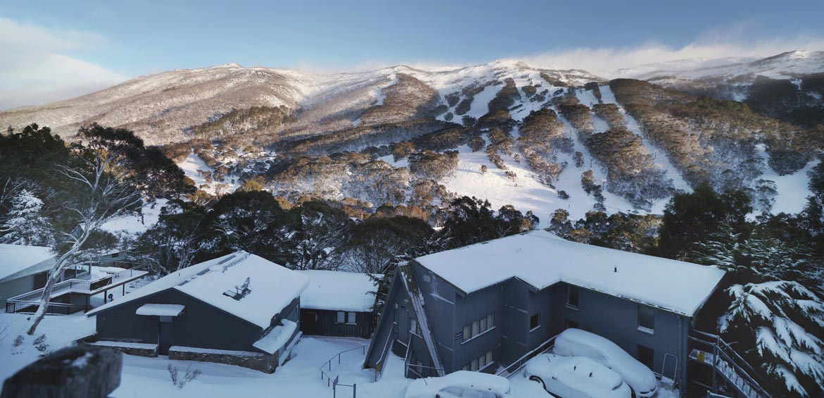 Thredbo in winter