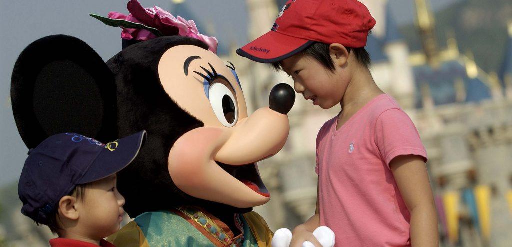 Hong Kong Disneyland Resort © Disney
