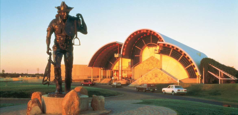 Australian Stockman's Hall of Fame,