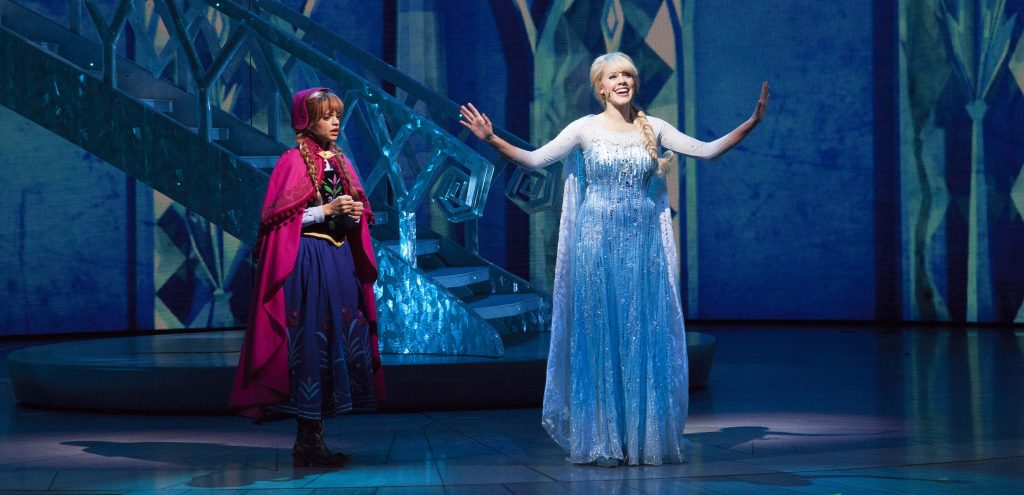 Frozen - Live at the Hyperion © Disney
