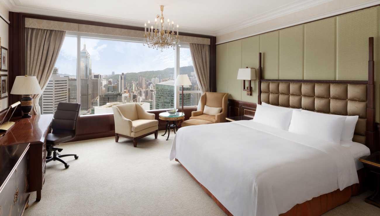 Deluxe Harbour View Room Island Shangri-La