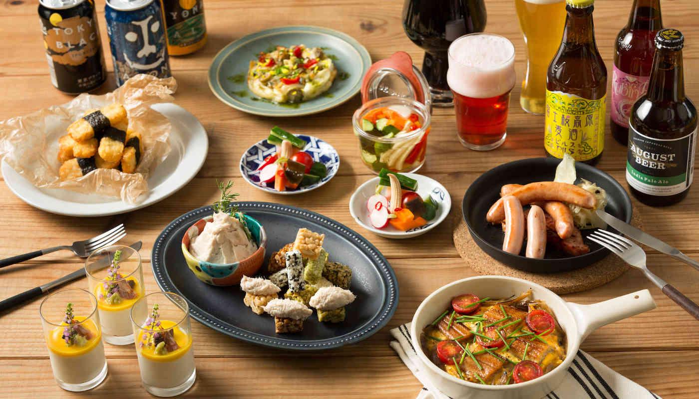 Hoshino Resorts OMO5 Tokyo Otsuka OMO Cafe menu