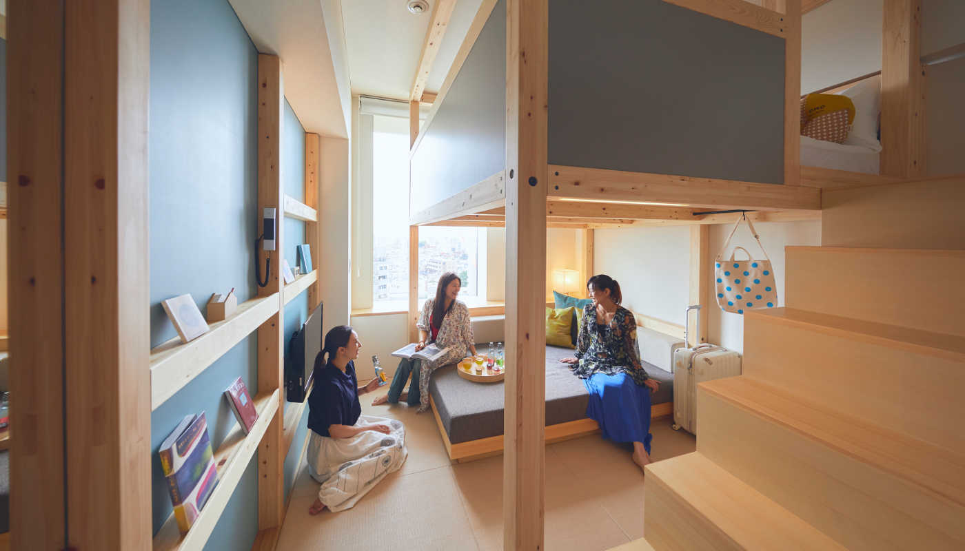 Hoshino Resorts OMO5 Tokyo Otsuka Yagura Room 20