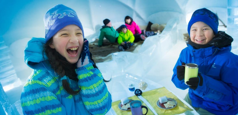 Hoshino Tomamu Ice Village