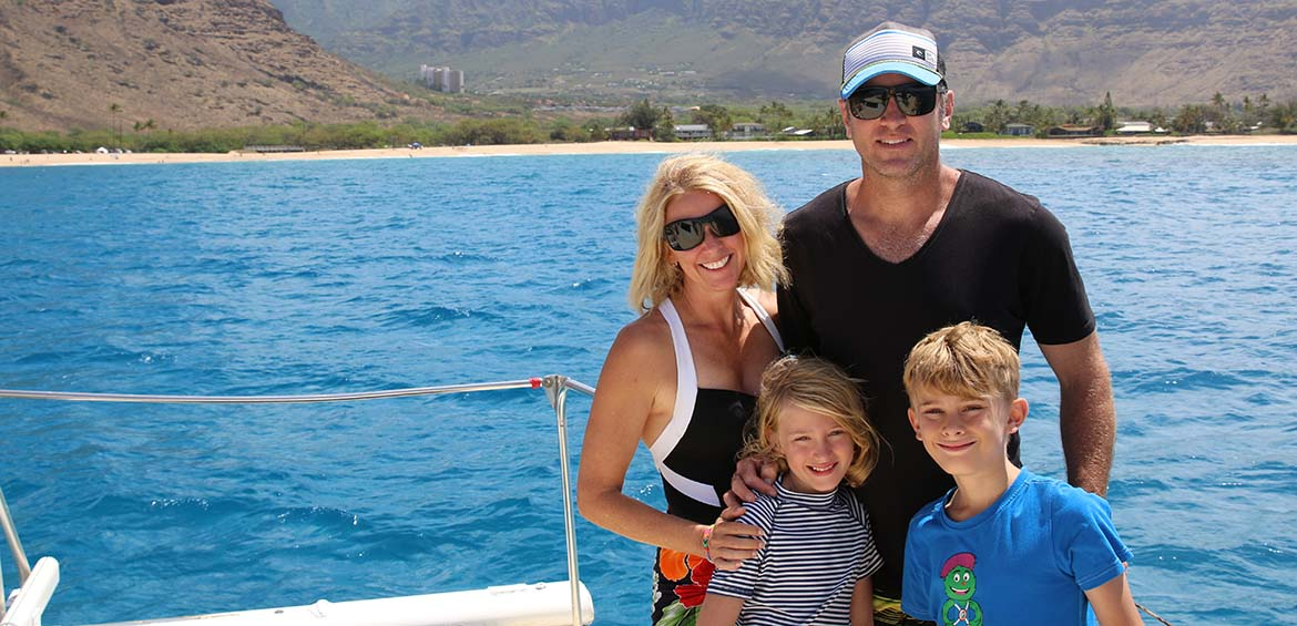 Tracey Spicer's 9 day Hawaii itinerary