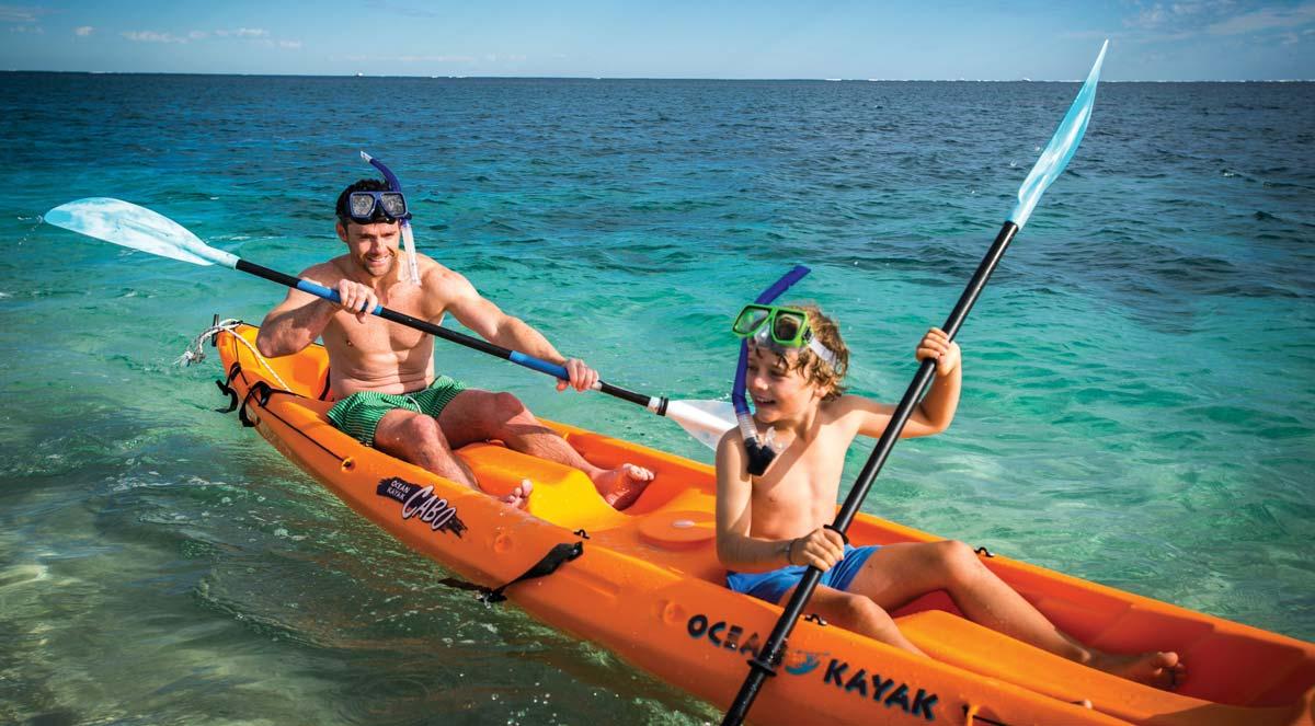 Ningaloo reef © Tourism Western Australia
