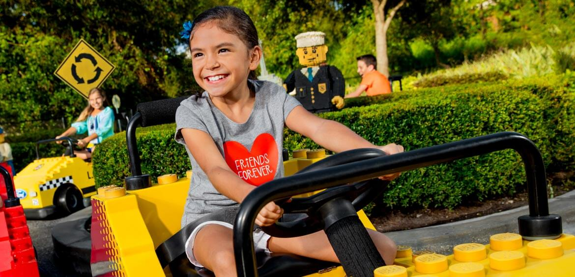 LEGOLAND California, Driving School