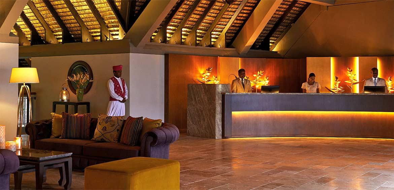 Royal Palm Beachcomber Luxury Resort