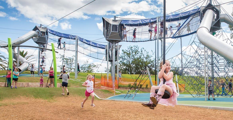 Tamworth Region playground