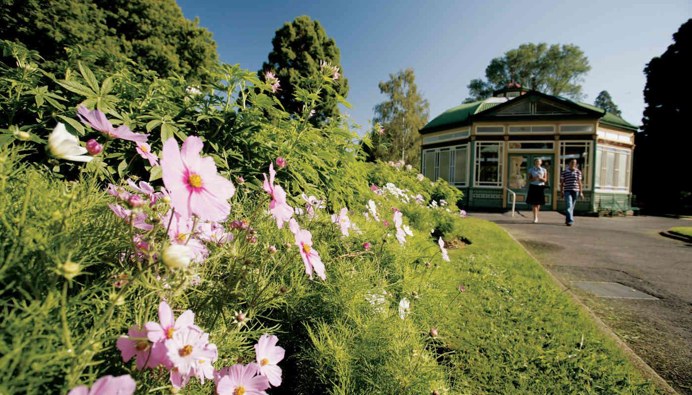 Ballarat Botanic Gardens © Visit Victoria