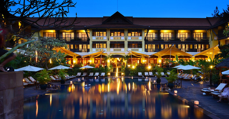 Victoria Angkor Resort & Spa Siem Reap