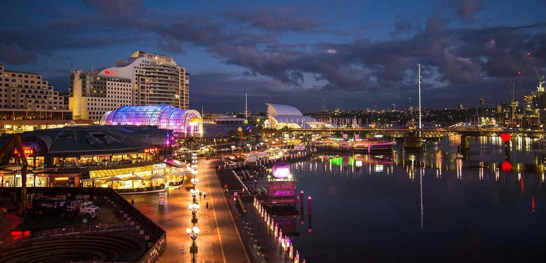 darling-harbour, Sydney,