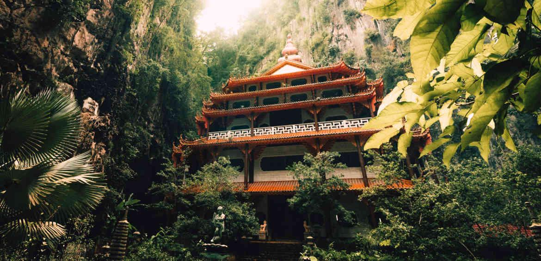malaysia temple