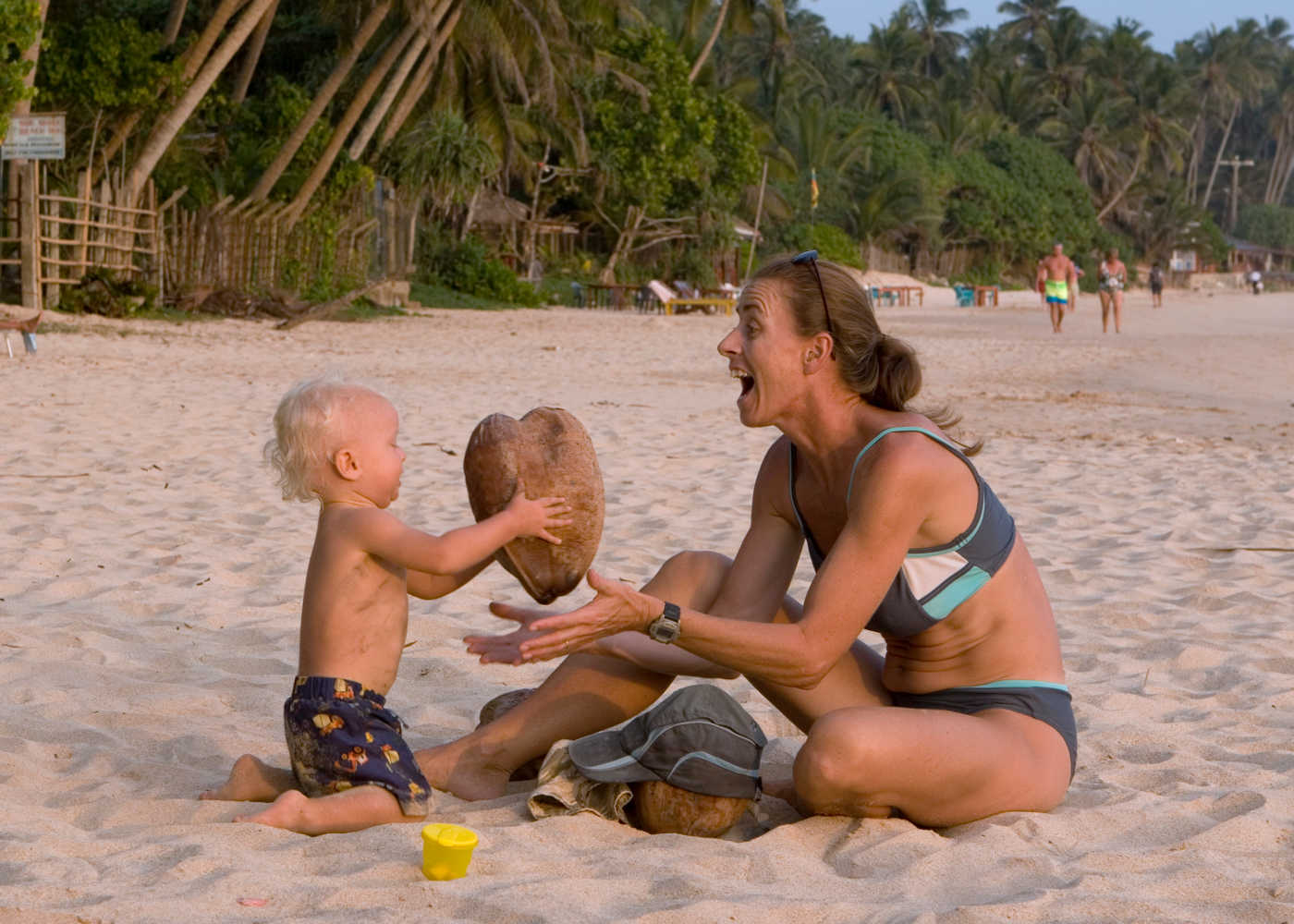 The best of Sri Lanka with kids