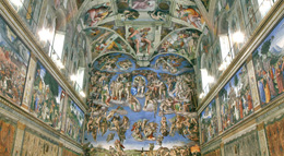 Private tour of the Vatican