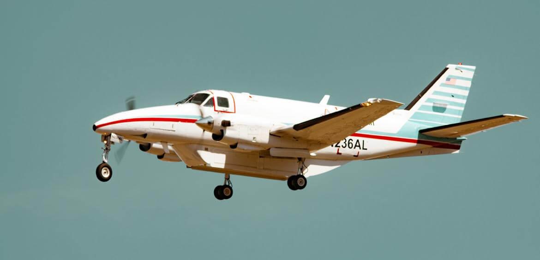 small plane