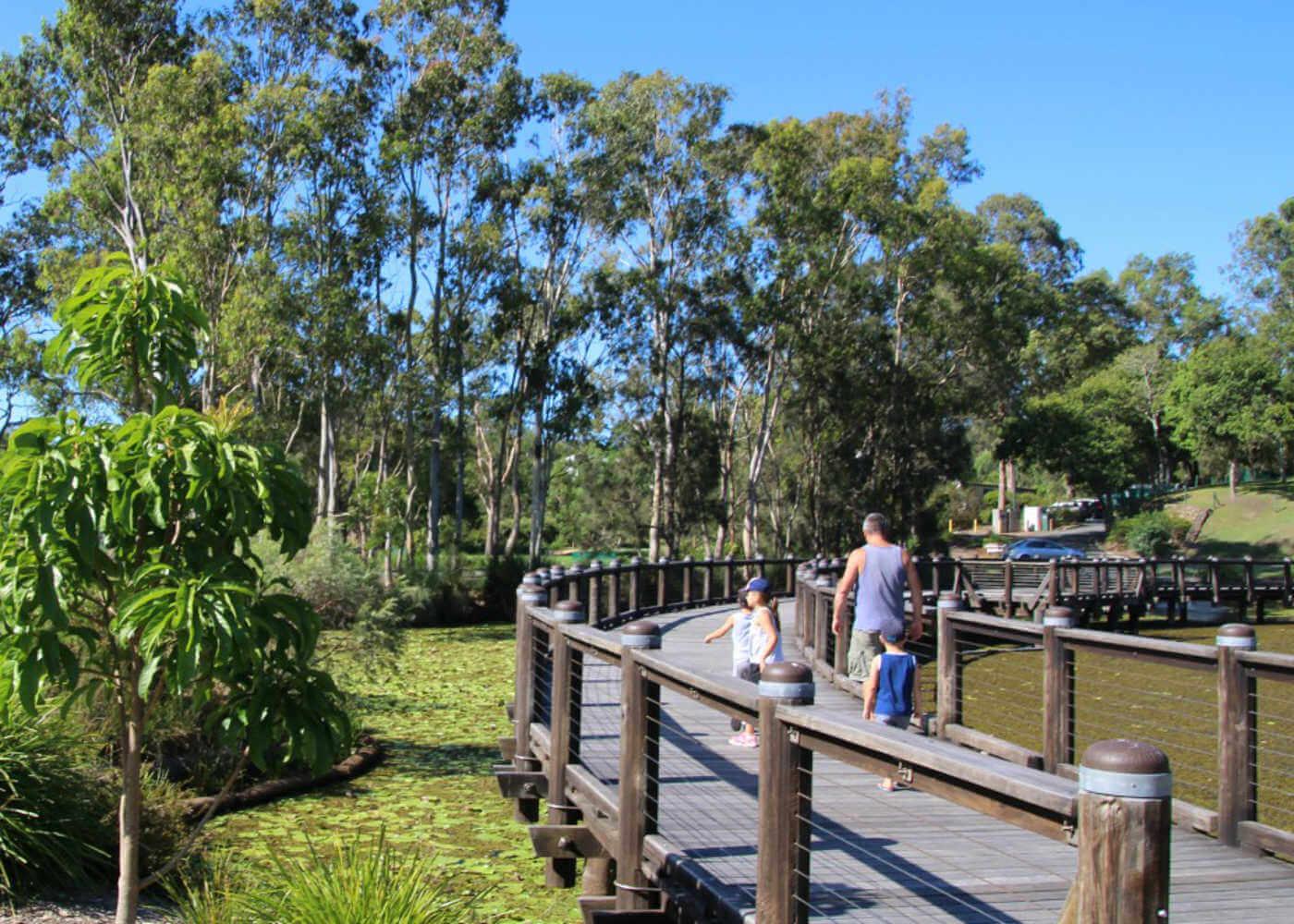 Gold Coast's Botanical Gardens