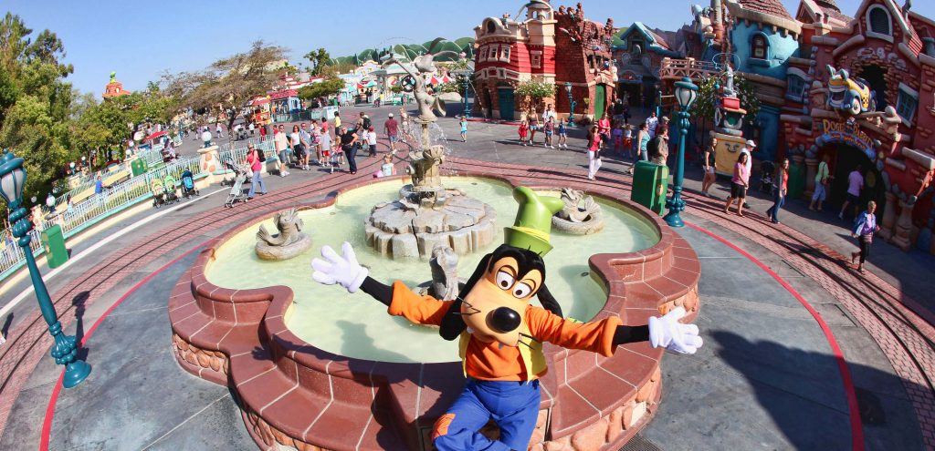 Mickeys Toontown © Disney