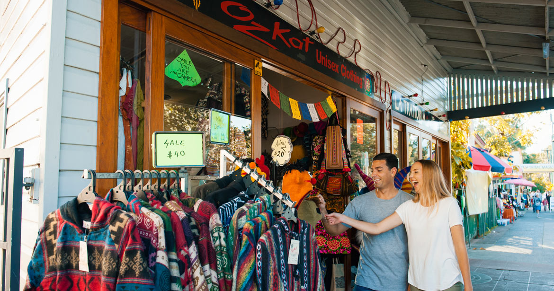 Nimbin Markets © Destination NSW