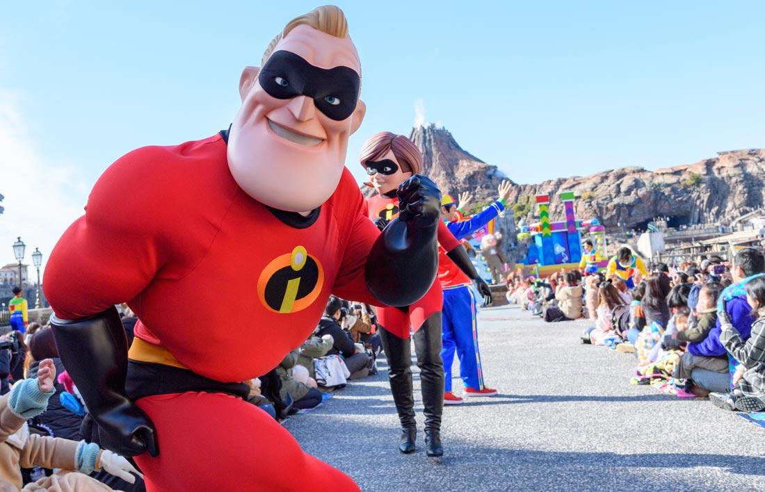Disney Incredibles